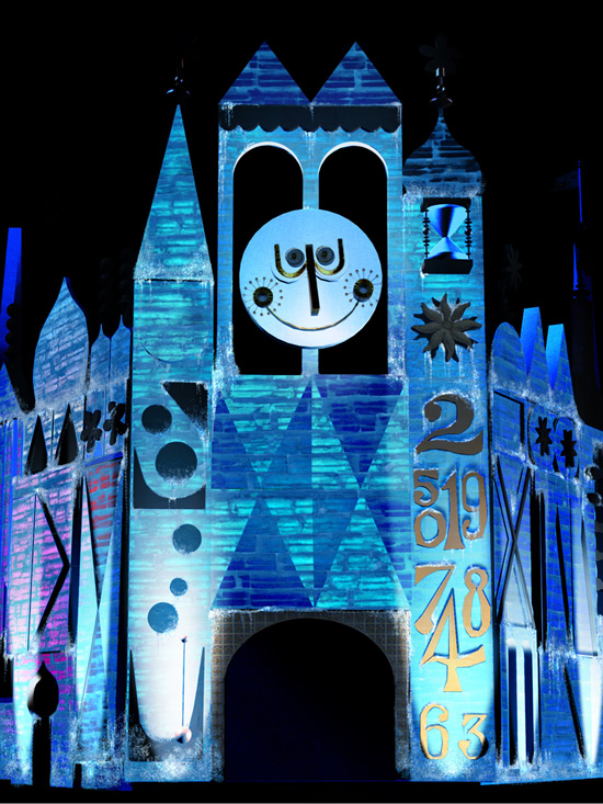 'it's a small world' Holiday at Disneyland Park