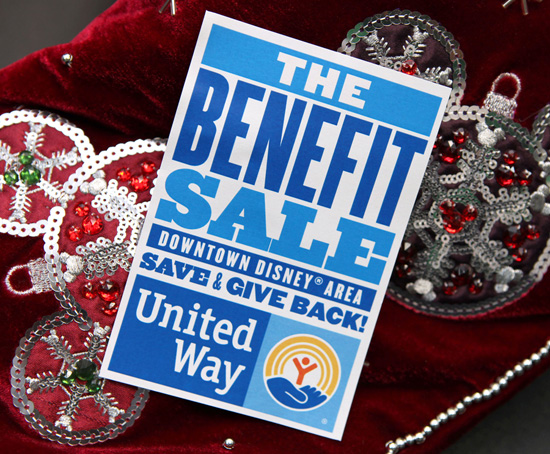 Start Holiday Shopping at The Benefit Sale on November 5 at Downtown Disney