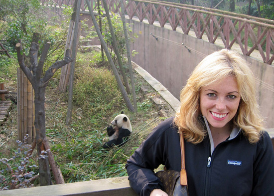 Disney Parks Blog Author Maureen Miller Experiences Chinas Living Wonders With Adventures by Disney