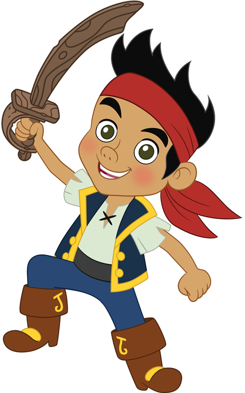 ‘Never Land Pirate’ Jake is Coming to Disney Parks
