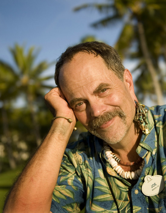 Disney Imagineer Joe Rohde