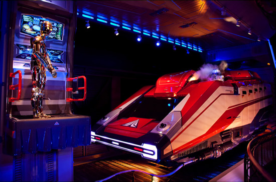 Star Tours at Walt Disney World Resort
