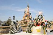 Disneyland Paris is Decorated for the Holidays