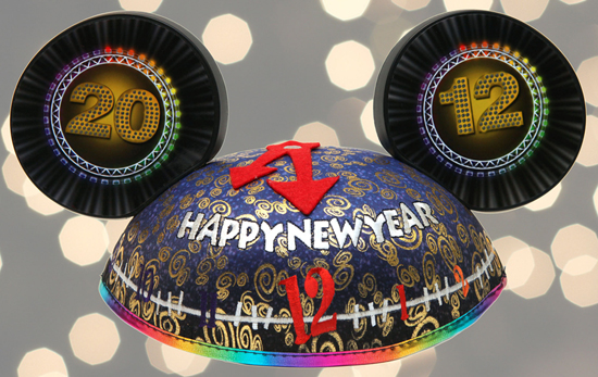 Clock-Inspired Disney Ear Hat Available at Disney Parks
