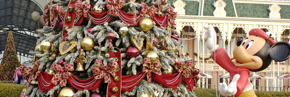 Celebrating the Holidays with Christmas Fantasy at Tokyo Disneyland