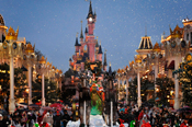 Disney's Once Upon a Dream Parade at Disneyland Paris