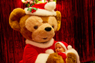 Duffy the Disney Bear at Mickey's Very Merry Christmas Party 2011