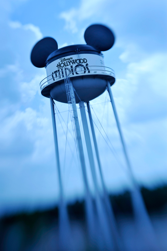 The Earffel Tower at Disney's Hollywood Studios