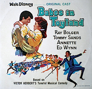 Walt Disney's Babes in Toyland Original Cast Album