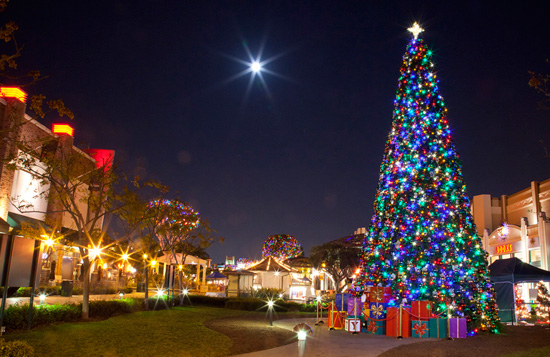 Celebrate the Holidays at the Downtown Disney District at Disneyland Resort