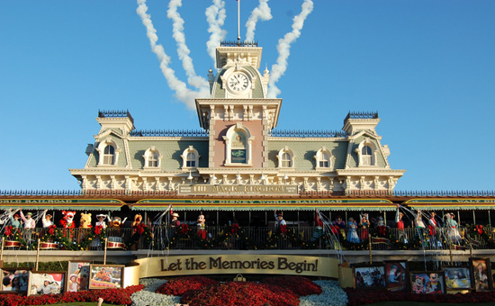 Magic Kingdom Welcome Show at Walt Disney World Resort