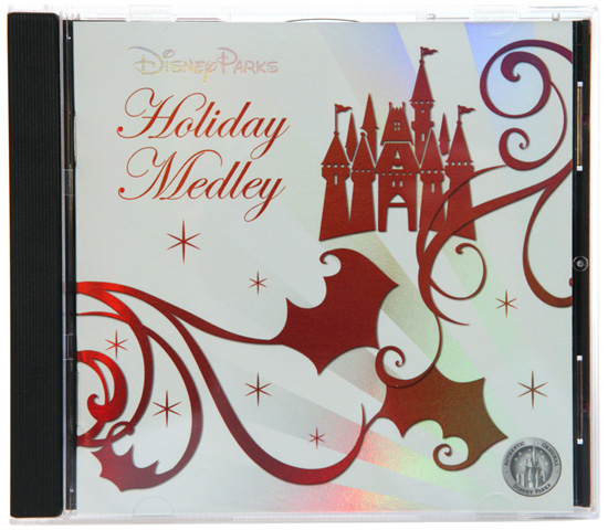 Sights & Sounds at Disney Parks: Park-Exclusive Holiday CDs