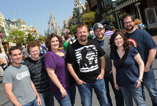 2011 American Music Award-Winners Casting Crowns Headline 30th Night of Joy at Walt Disney World Resort