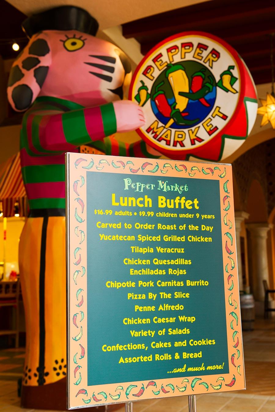 Disney Food Blog Pepper Market