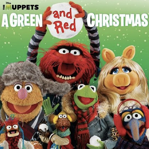 The Muppets: A Green and Red Christmas from Walt Disney Records