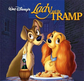 Walt Disney's Lady and the Tramp