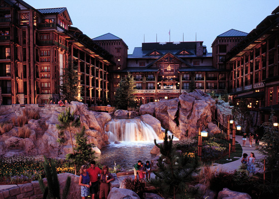 Disney's Wilderness Lodge at Walt Disney World Resort