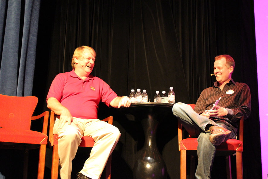  Ryan March Chats with Disney Legend Bill Farmer, the Voice of Goofy
