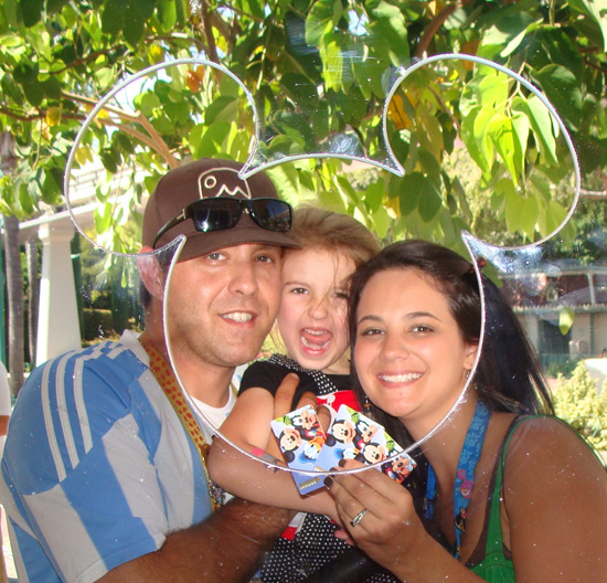 Amanda Ficili, the First 'Disneyland' Mom on the Walt Disney World Moms Panel, and Her Family at Disneyland Resort