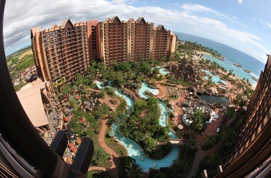 Aulani, a Disney Resort &#038; Spa