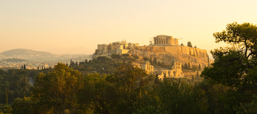  The Disney Magic Sails to Athens, Greece