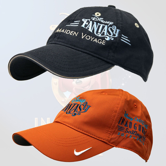 Hats Available for Pre-Sell for Guests Sailing on the Maiden Voyage of the Disney Fantasy
