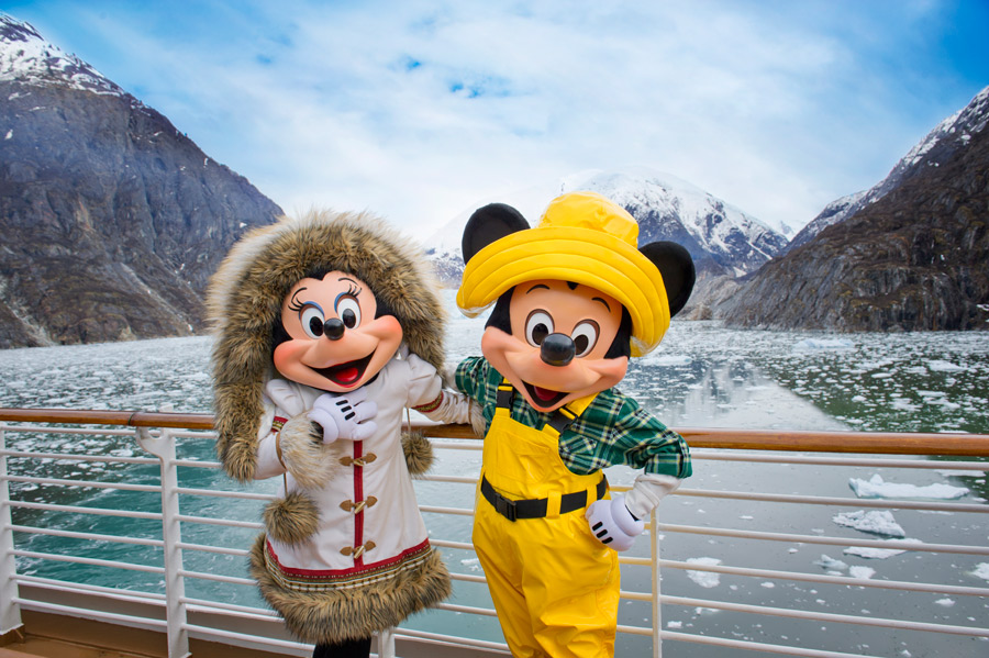Disney Cruise Line Mickey With Disney Cruise Line in