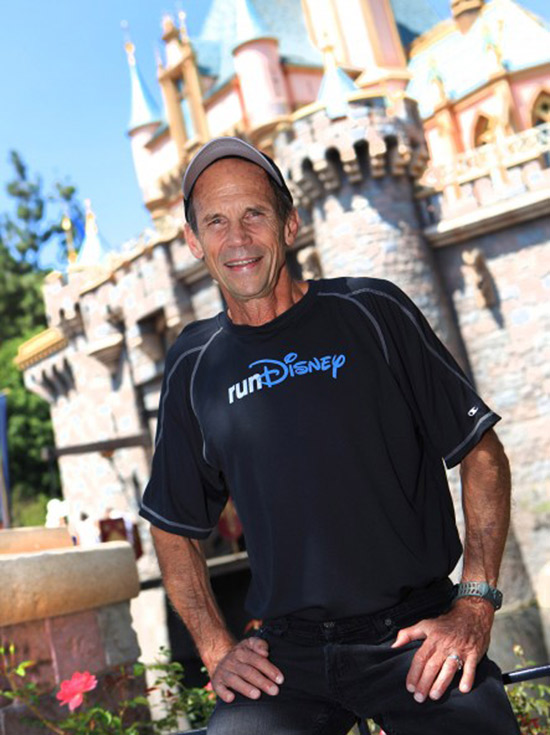 Official runDisney Training Consultant Jeff Galloway