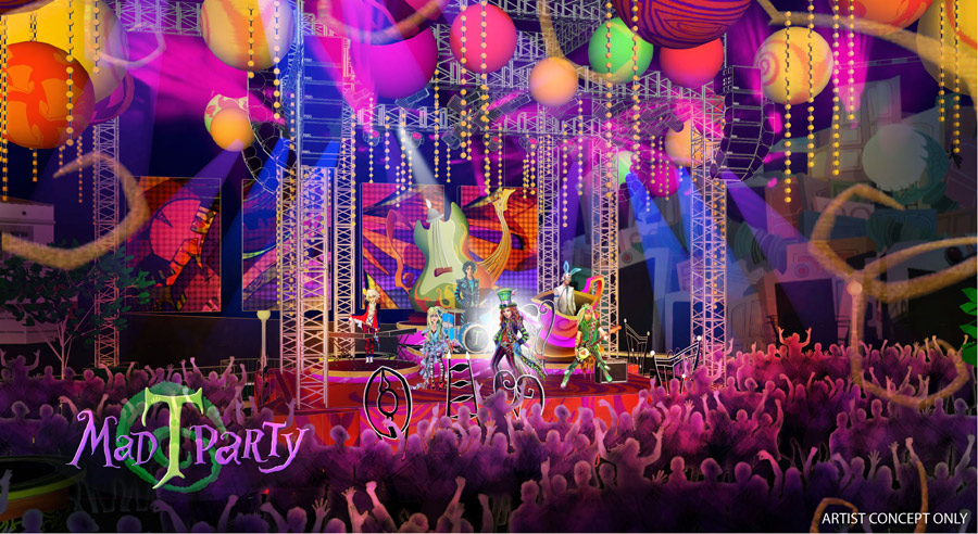 Fall Into the Rabbit Hole at Mad T Party – Coming to ...