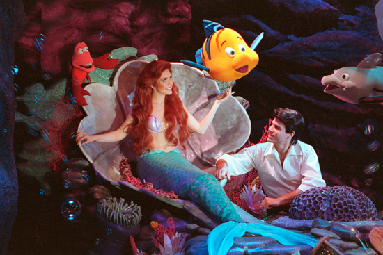 Vintage Walt Disney World: Under the Sea for 20 Years at Disneys Hollywood Studios