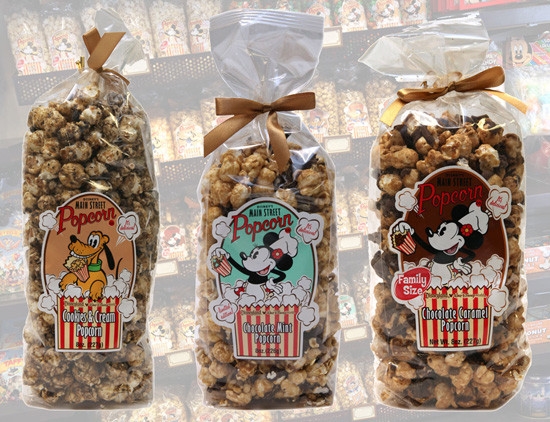 Disney Parks Merchandise Pops For National Popcorn Day