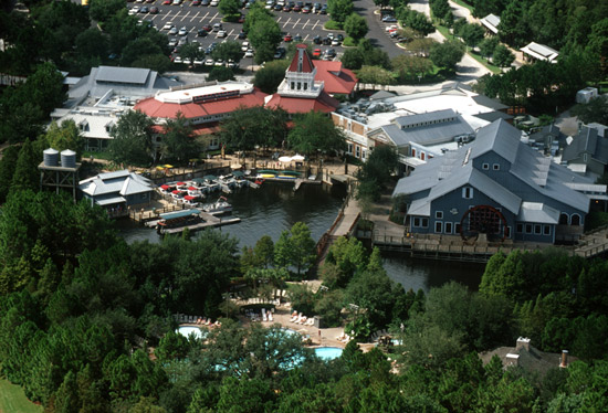 Disney's Port Orleans – Riverside Resort at Walt Disney World Resort