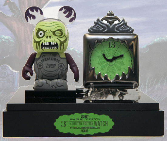The Haunted Mansion Clock and Timepiece Coming out Later this Year