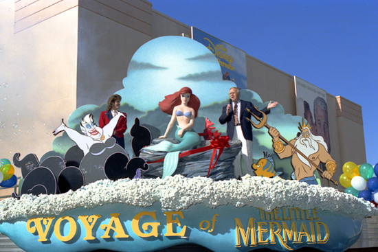 Grand Opening of the Voyage of The Little Mermaid at Disney's Hollywood Studios