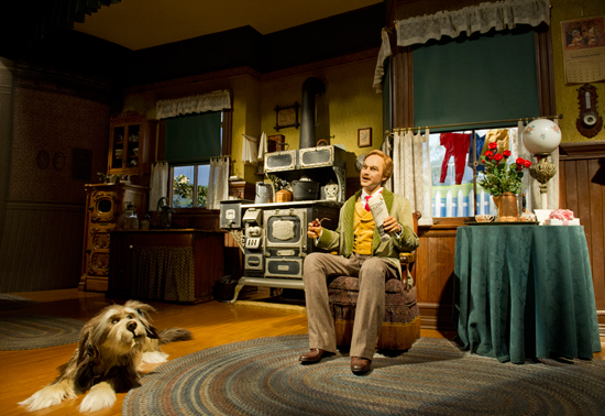 Walt Disney's Carousel of Progress at Walt Disney World Resort in 1996