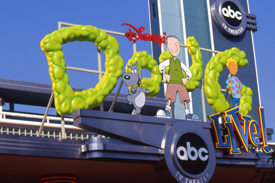 Disneys Doug Live! Debuts in the ABC TV Theater at Disneys Hollywood Studios
