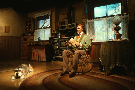 Walt Disney's Carousel of Progress at Walt Disney World Resort in 1978