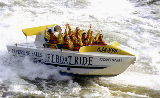 Experience Ride the Rapids Port Adventure in Saint John, New Brunswick, with Disney Cruise Line