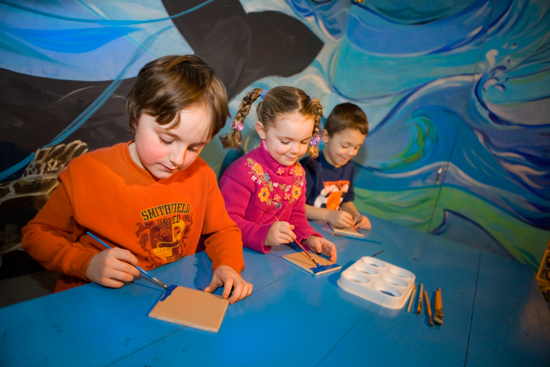 The Whale of a Time Featuring Exclusive Youth Activity at the New Brunswick Museum with Disney Cruise Line