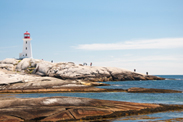 Peggy's Cove, a Popular Disney Cruise Line Destination in Halifax, Nova Scotia