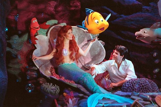 Academy Award-Winning 'Under the Sea' Can Be Heard in 'The Voyage of the Little Mermaid' at Disney's Hollywood Studios