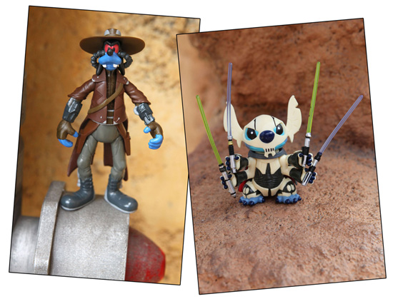 New Star Wars Character Action Figures Due to Arrive at Disney Parks in March