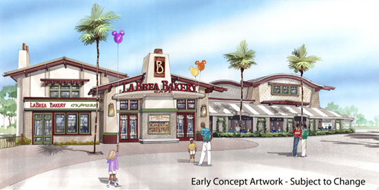  La Brea Bakery Caf to Expand in Downtown Disney District 