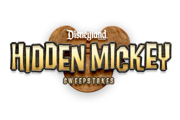 Disneyland Resort Hidden Mickey Facebook Sweepstakes