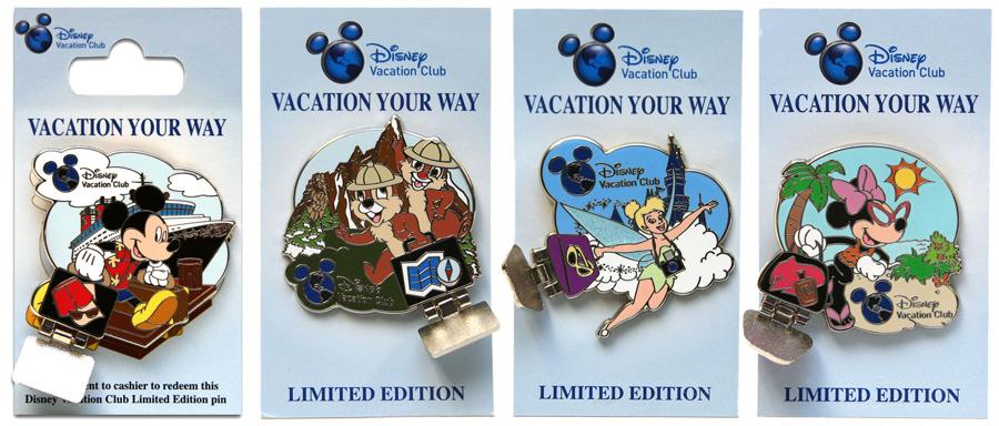 Férias da Disney Club Designs