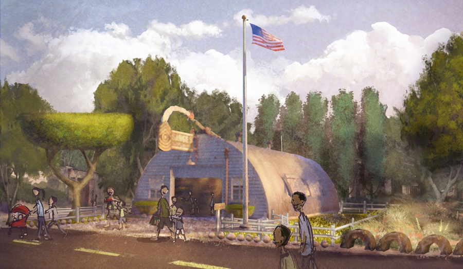 Sarge's Surplus Hut Coming to Disney California Adventure Park