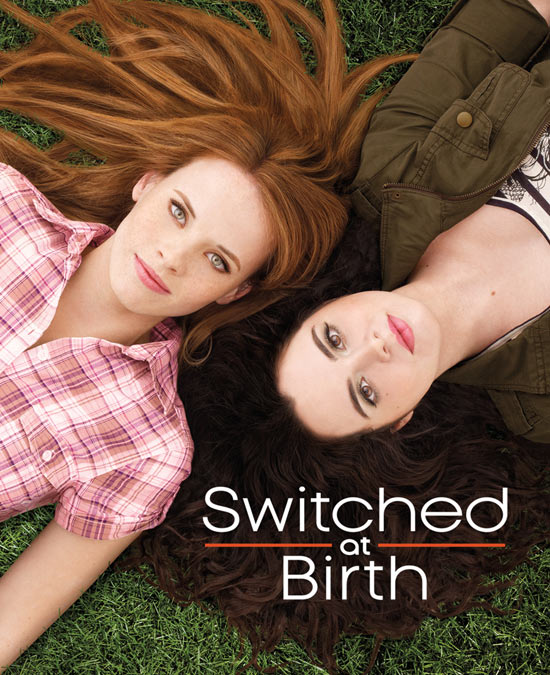 Katie Leclerc and Vanessa Marano of Switched at Birth