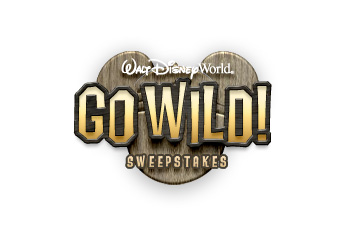 "Walt Disney World ""Go Wild"" Facebook Sweepstakes"