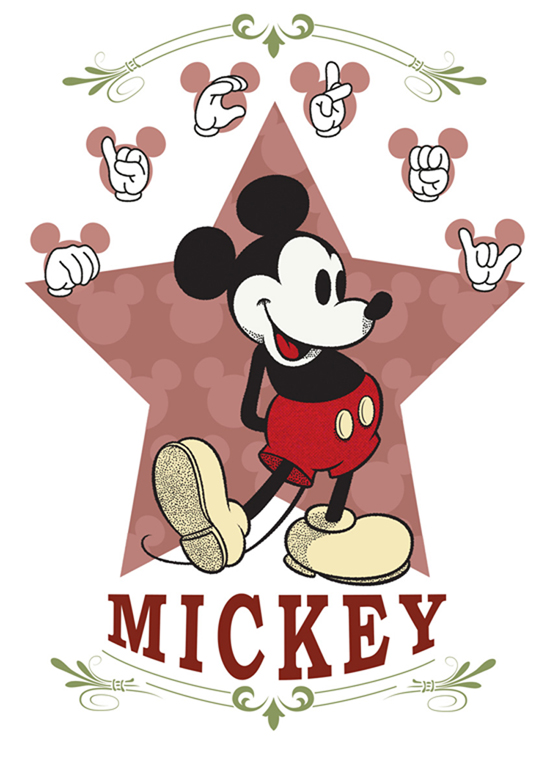 American Sign Language (ASL) and Mickey Print Coming to the Downtown Disney District