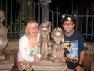 Disney Parks Blog Author Nate Rasmussen Enjoying One More Disney Day